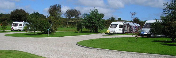 Bracken Farm Caravan Park is an adult only caravan park situated just outside the historical town of Helston