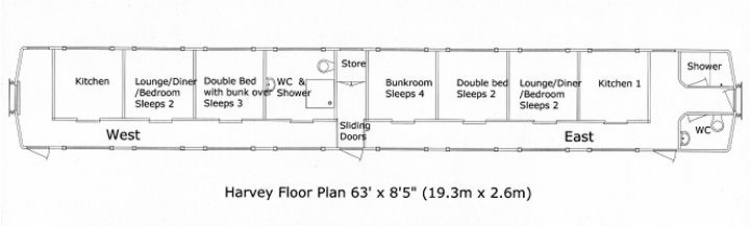 Harvey floor plan