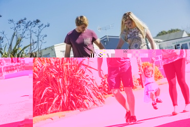 Bude Holiday Resort is family friendly