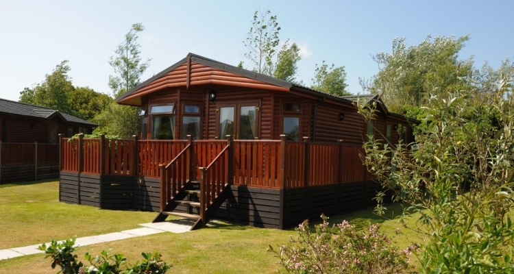 Modern and comfortable lodge accommodation